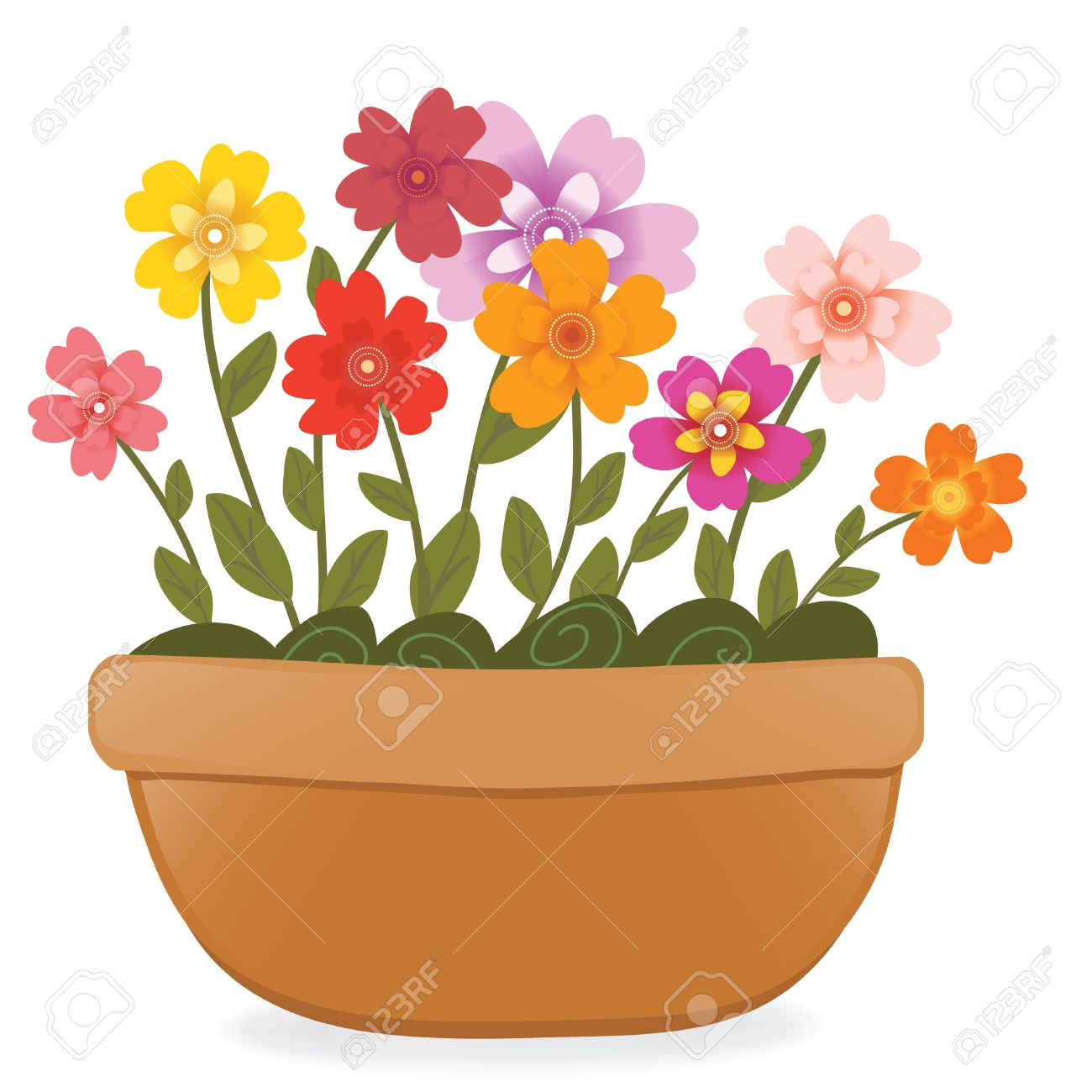 Pot Plant clipart #13, Download drawings