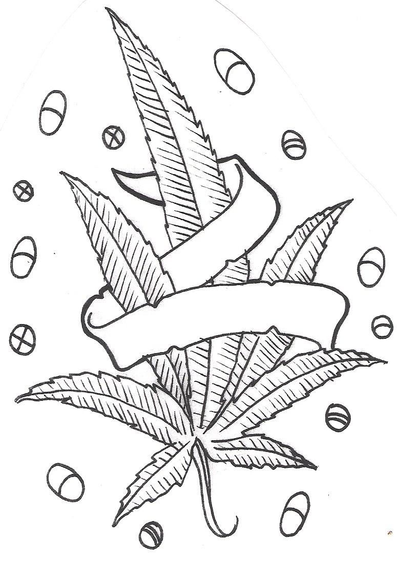 Карандашом конопля картинки навоз для марихуаны конский