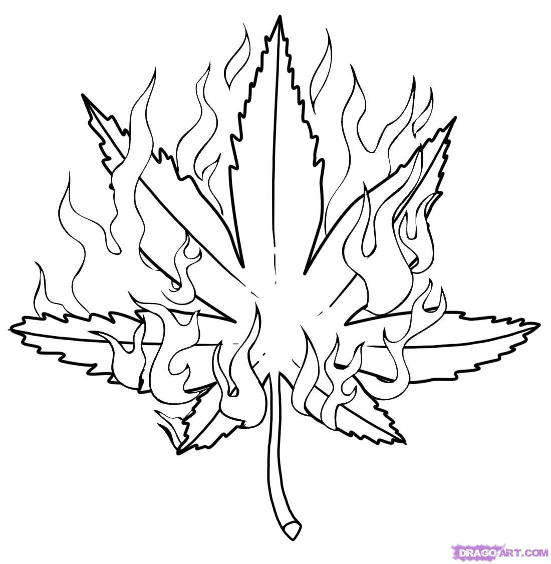 Weeds coloring #18, Download drawings