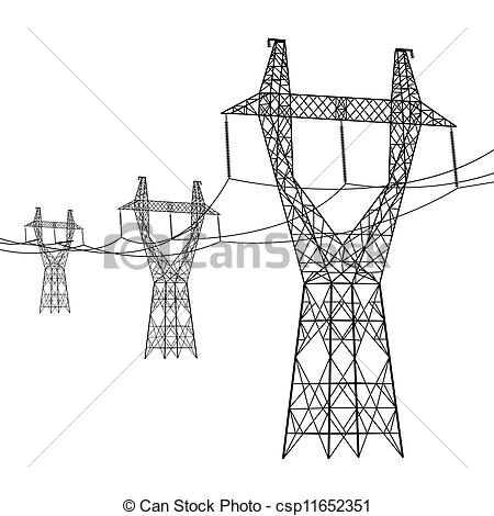 Power Line clipart #13, Download drawings