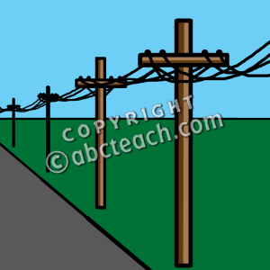 Power Line clipart #6, Download drawings