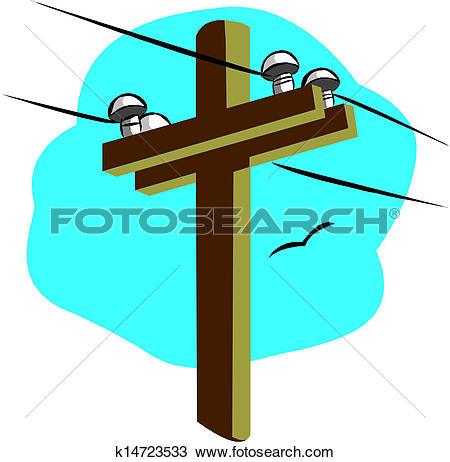 Power Line clipart #14, Download drawings