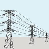 Power Line clipart #2, Download drawings
