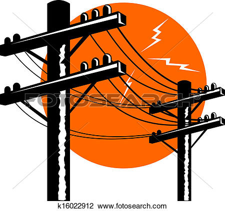 Power Line clipart #10, Download drawings