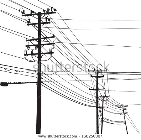 Power Line svg #1, Download drawings