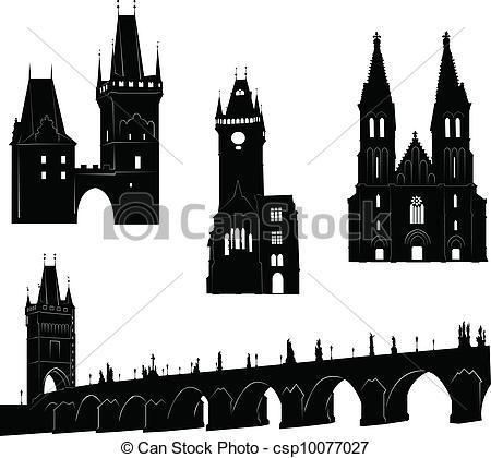 Prague clipart #2, Download drawings