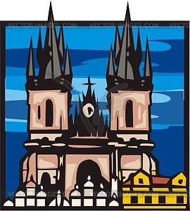 Prague clipart #9, Download drawings