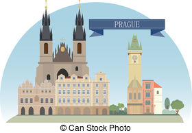 Prague clipart #5, Download drawings