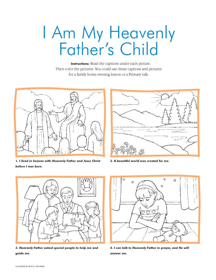 Pray Lake coloring #13, Download drawings