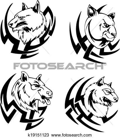 Predator (Animal) clipart #12, Download drawings