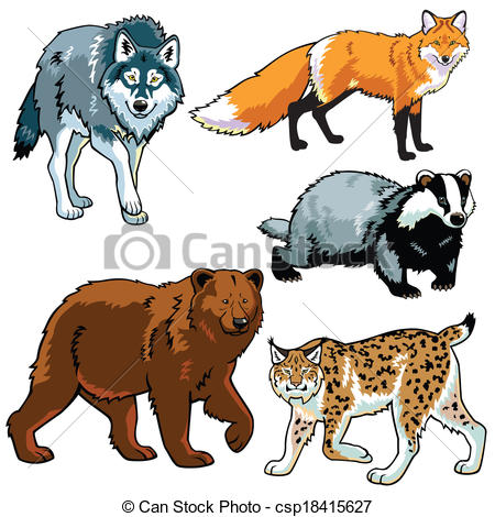 Predator clipart #3, Download drawings