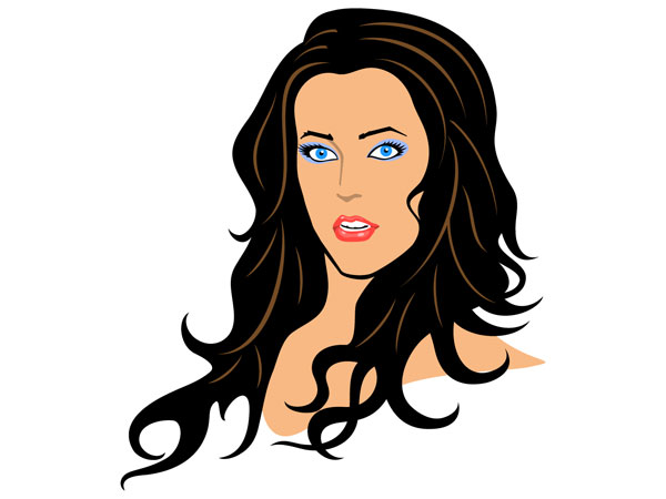 Pretty clipart #9, Download drawings