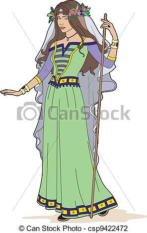Priestess clipart #19, Download drawings