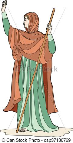 Priestess clipart #1, Download drawings