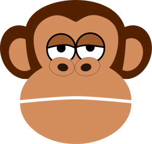 Primate clipart #16, Download drawings