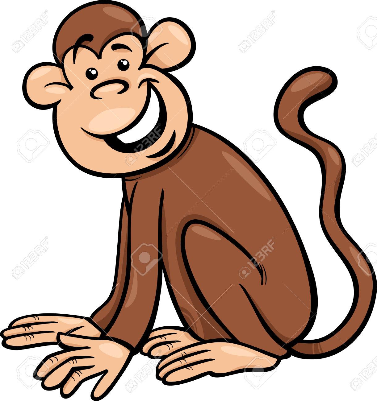 Primate clipart #6, Download drawings