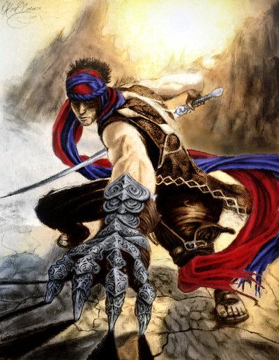 Prince Of Persia coloring #11, Download drawings