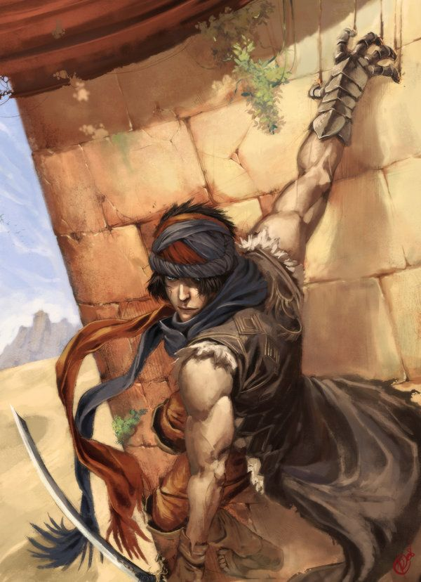Prince Of Persia coloring #1, Download drawings