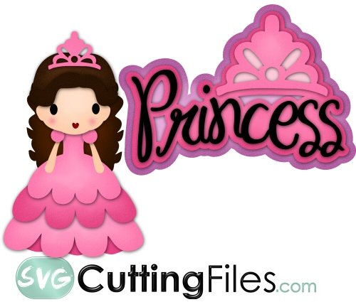 Princess svg #7, Download drawings