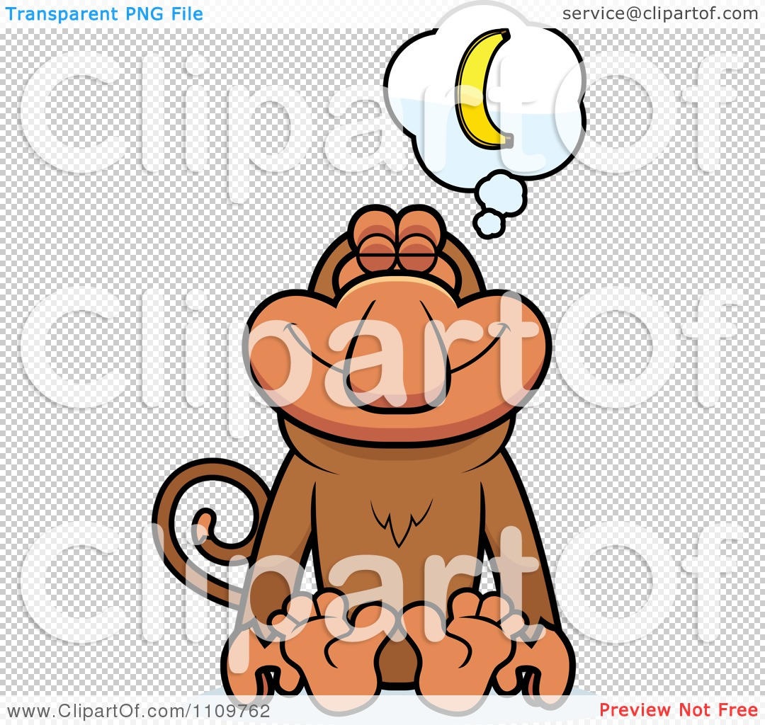Proboscis Monkey clipart #3, Download drawings