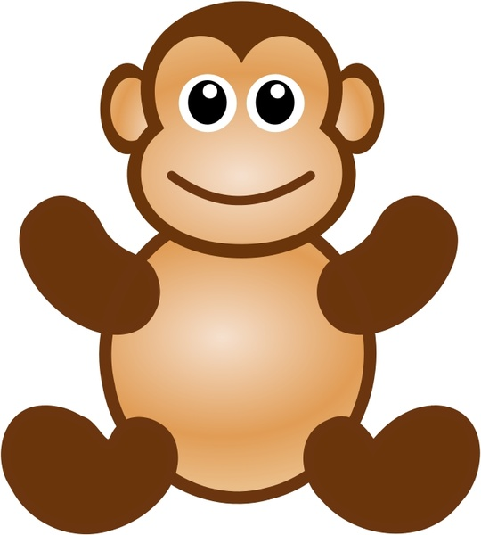 Proboscis Monkey svg #18, Download drawings