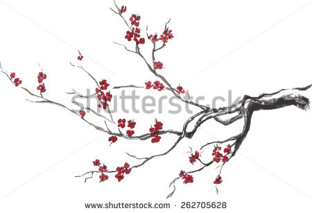 Prunus Blossom clipart #9, Download drawings