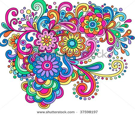 Psychedelic clipart #9, Download drawings