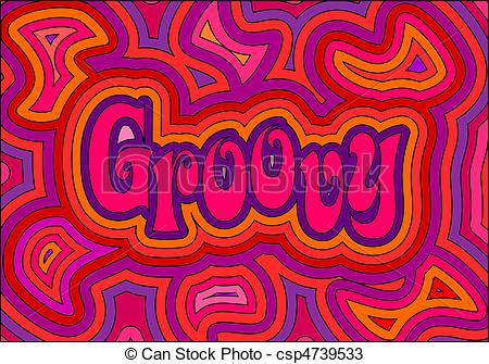Psychedelic clipart #4, Download drawings