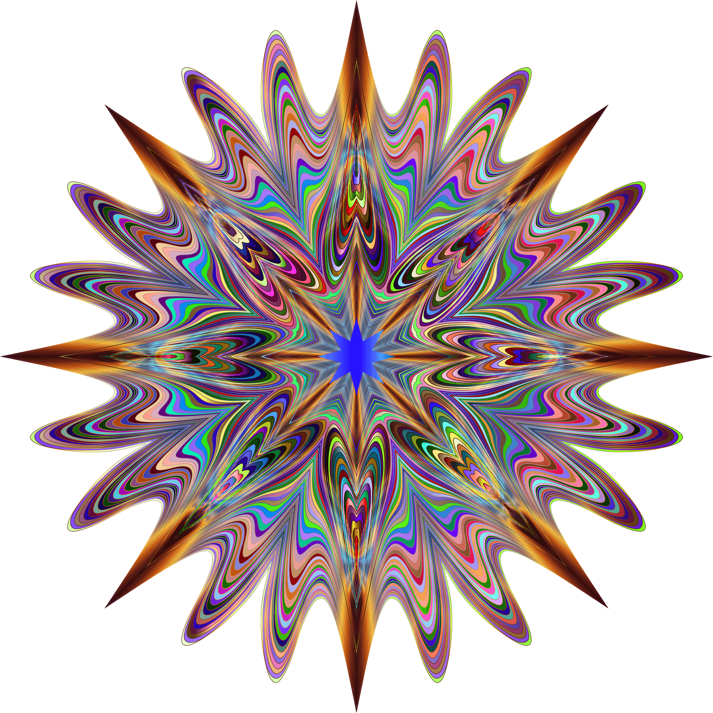 Psychedelic clipart #1, Download drawings