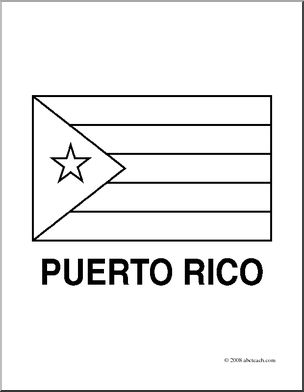 Puerto Rico coloring #9, Download drawings