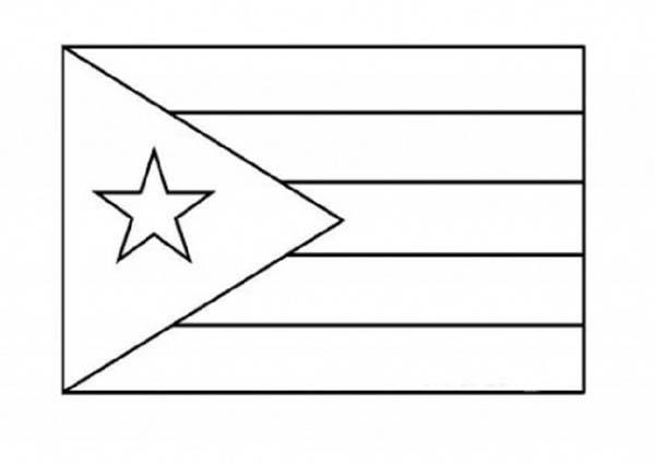 Puerto Rico coloring #11, Download drawings