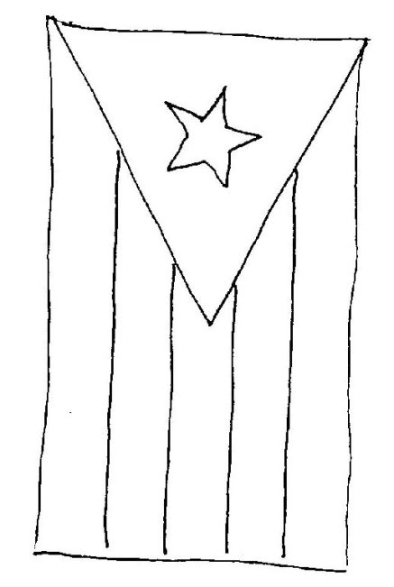 Puerto Rico coloring #13, Download drawings