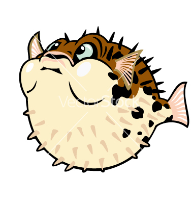Pufferfish clipart #10, Download drawings