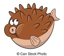 Pufferfish clipart #9, Download drawings