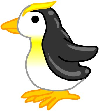 Puffin clipart #15, Download drawings