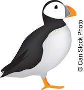 Puffin clipart #5, Download drawings