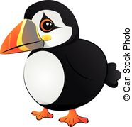 Puffin clipart #10, Download drawings
