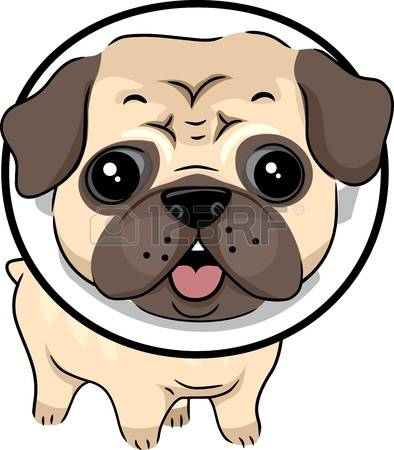 Pug clipart #8, Download drawings