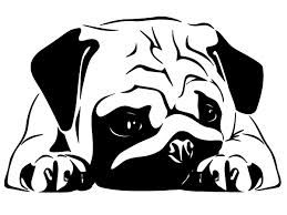 Pug svg #17, Download drawings