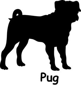 Pug svg #20, Download drawings