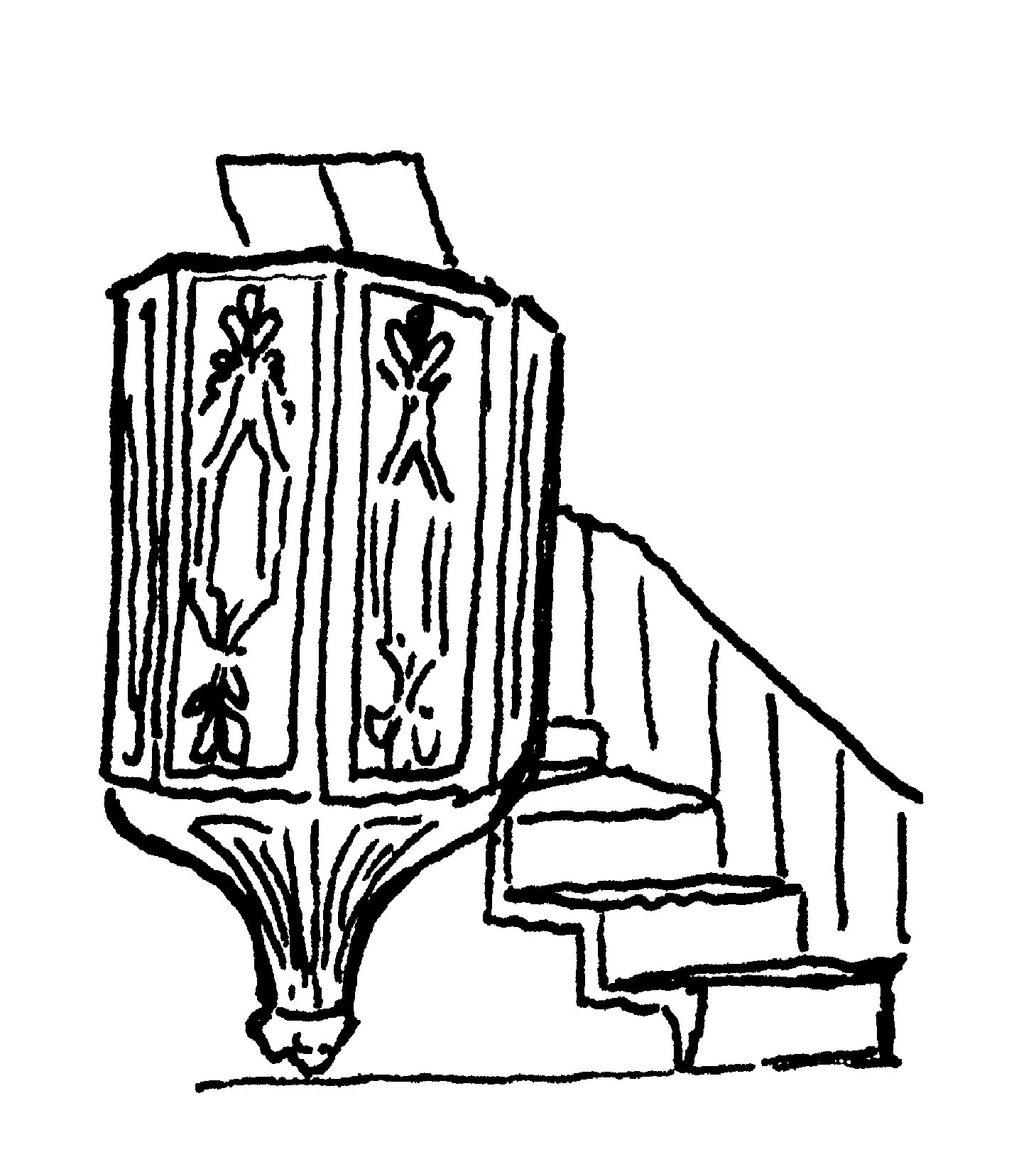 Pulpit clipart #10, Download drawings