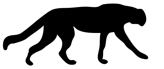 Puma clipart #10, Download drawings
