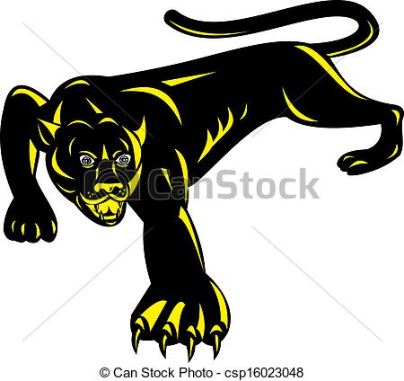 Puma clipart #11, Download drawings