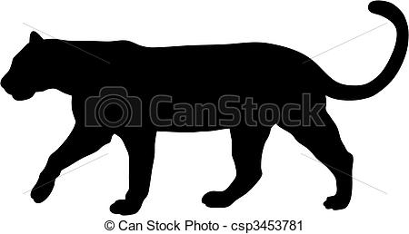 Puma clipart #17, Download drawings