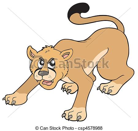 Puma clipart #19, Download drawings