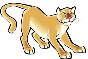Puma clipart #13, Download drawings