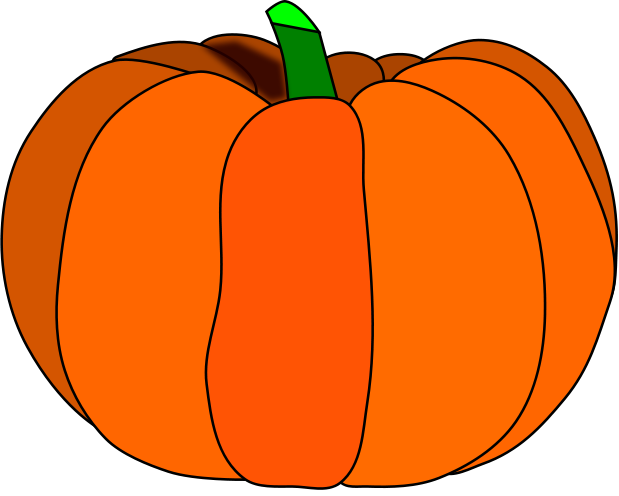 Pumpkin clipart #4, Download drawings