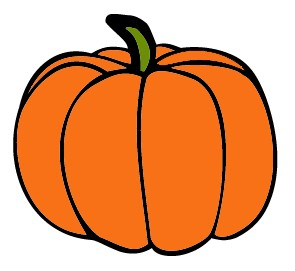 Pumpkin clipart #1, Download drawings