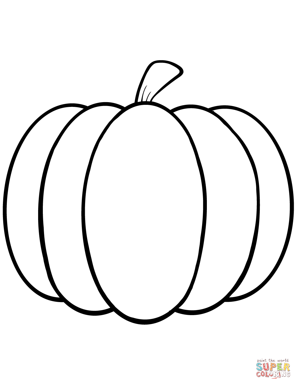 Pumpkin coloring, Download Pumpkin coloring for free 2019