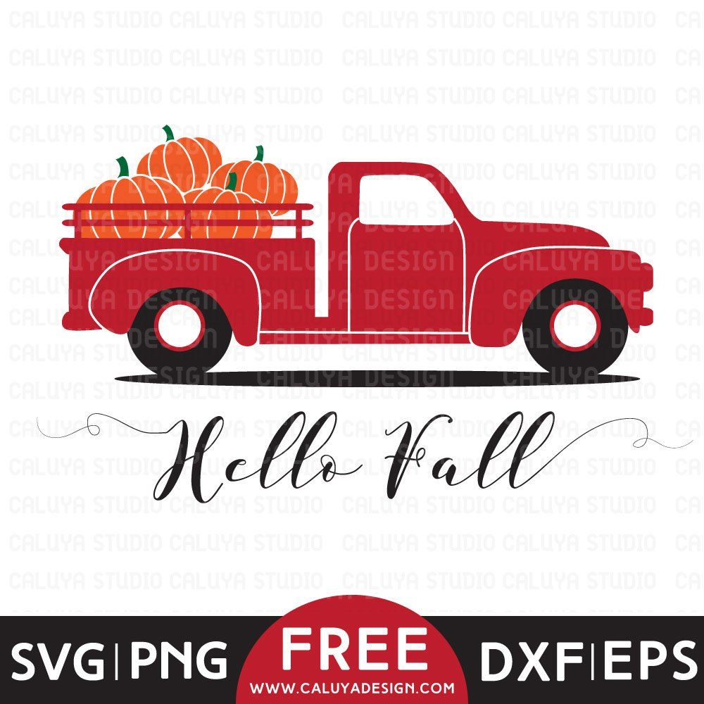 pumpkin truck svg #802, Download drawings